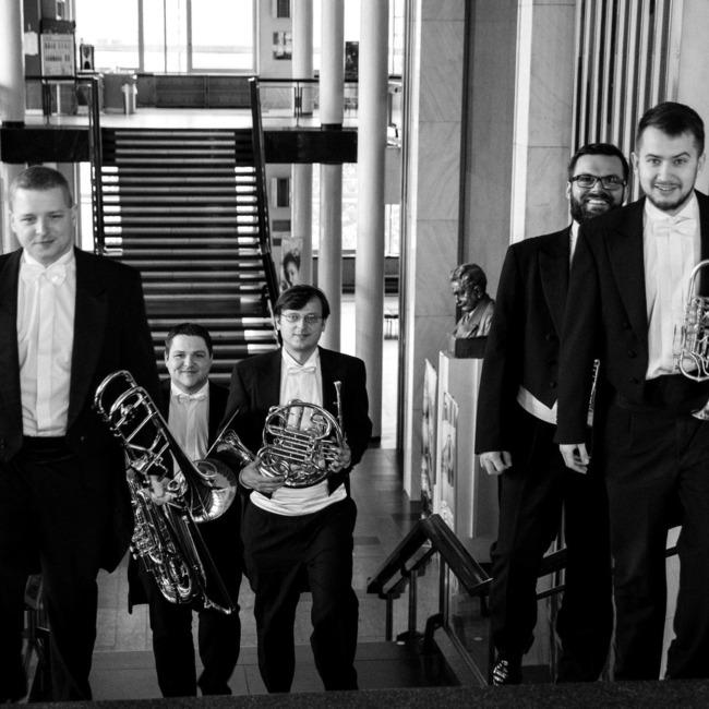 Kvintet Janáčkovy opery